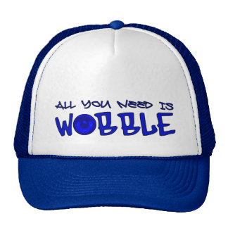 All you need is Wobble DUBSTEP BASS Trucker Hat