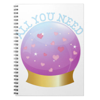 All You Need Note Books