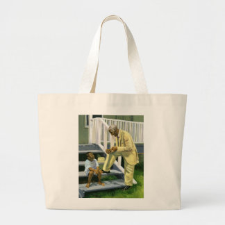 All You Need to Know 2000 Large Tote Bag