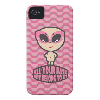 All Your Base Are Belong To Us iPhone 4 Cover
