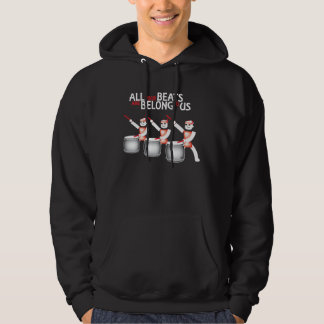 All your Beats are Belong to Us Hoodie