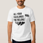 All Your Falklands Are Belong To Us Polera