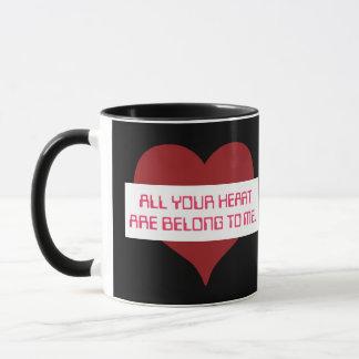 All Your Heart Mug