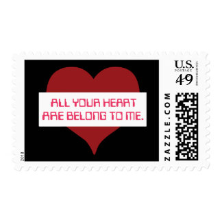 All Your Heart Postage