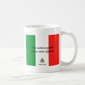 alla chjazze.001 del mmezz del greda tazas de café
