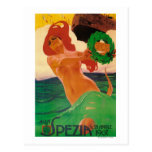 Alla Spezia Promotional Poster Postcard