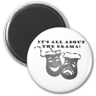 AllAboutTheDrama Refrigerator Magnets