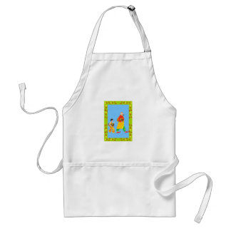 Alladin following a man.png adult apron