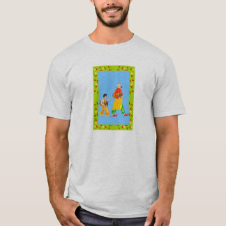 Alladin following a man.png T-Shirt