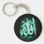 Allah Keychain