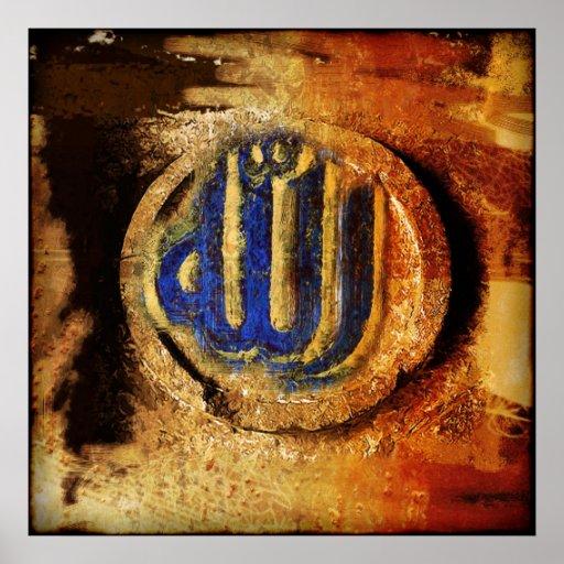 ALLAH PRINT