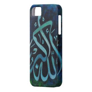 Allah-u-Akbar iPhone 5 case! Original Islamic Art!