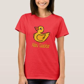 Allahu Quackbar T-Shirt