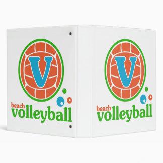 Allaire Beach Volleyball Binder