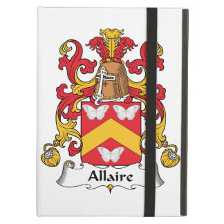 Allaire Family Crest iPad Air Covers
