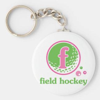 Allaire Field Hockey Keychain