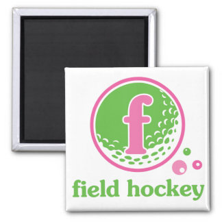 Allaire Field Hockey Magnet