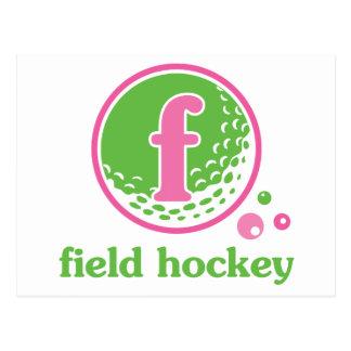 Allaire Field Hockey Postcard