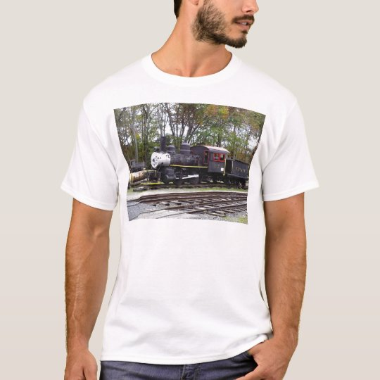 Allaire State Park train T-Shirt