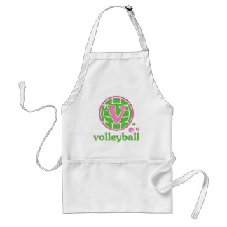 Allaire Volleyball Adult Apron