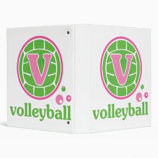 Allaire Volleyball Binder
