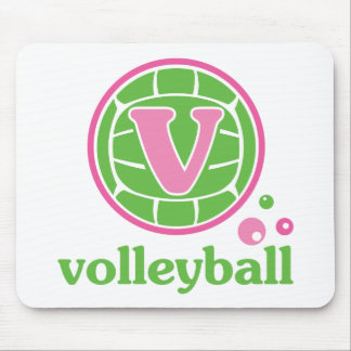 Allaire Volleyball Mouse Pad