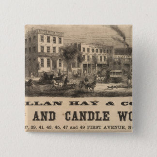 Allan Hay and Company Button
