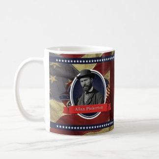 Allan Pinkerton Historical Coffee Mug