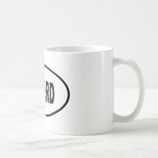 ALLARD CLASSIC WHITE COFFEE MUG