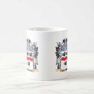 Allardes Coat of Arms - Family Crest Classic White Coffee Mug