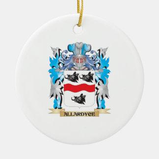 Allardyce Coat Of Arms Ornament