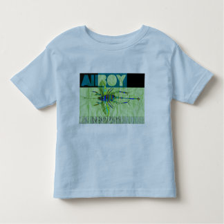 AllBoy Deadly Bugs Toddler T-shirt