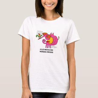 ´alle menschen werden bruder´ T-Shirt