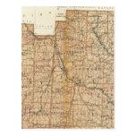 Allegany, condados de Steuben Tarjetas Postales