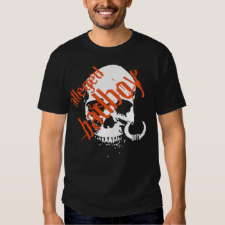 ALLEGED BADBOY SKULL BY BULL OF THE WOODS TEE SHIRT