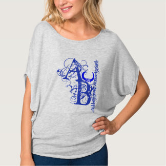 Alleged Badgirl by Bull of the Woods Gear T-shirt