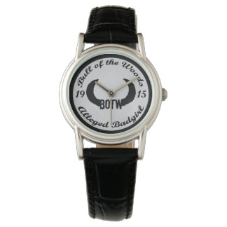ALLEGED BADGIRL WATCH by BULL OF THE WOODS