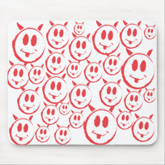 Alleged_smiley_killer_symbol Mouse Pad