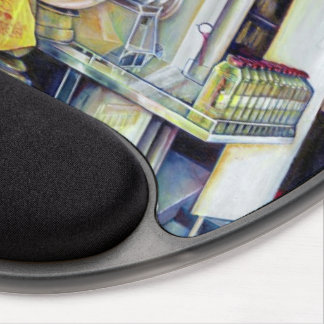 Allegedly Probabilistic Gel Mouse Pad