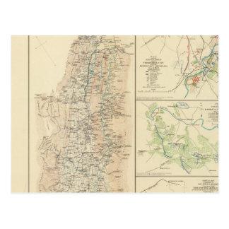 Alleghanies, Valley of Virginia Postcard