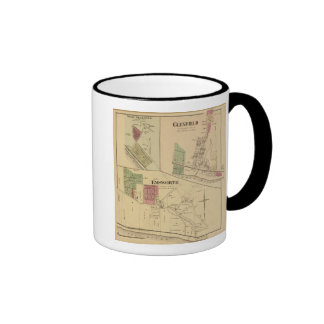 Allegheny County, Pennsylvania Ringer Mug