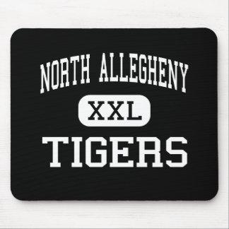 Allegheny del norte - tigres - Pittsburgh Alfombrilla De Raton