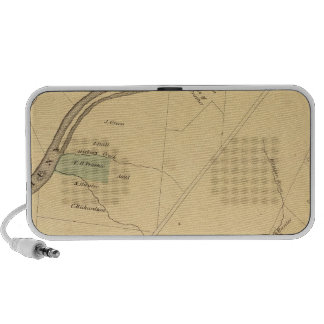Allegheny River Pa Map Mp3 Speakers