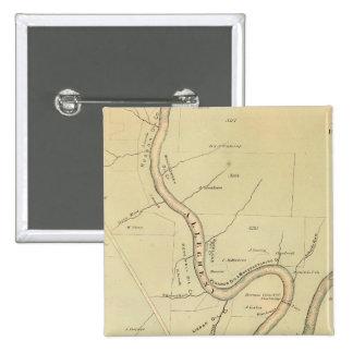 Allegheny River Pinback Button