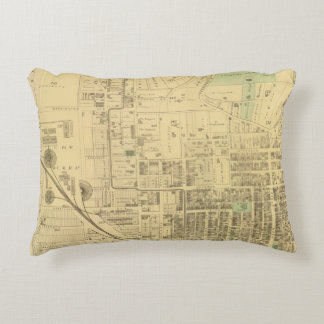 Allegheny ward 2 accent pillow