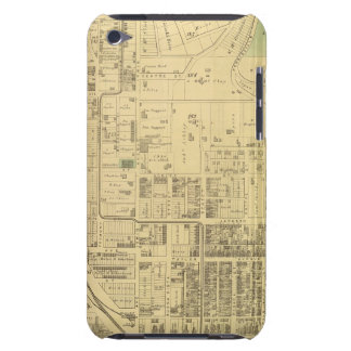 Allegheny ward 2 Case-Mate iPod touch case
