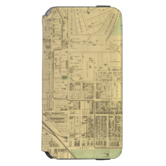 Allegheny ward 2 iPhone 6/6s wallet case