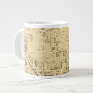 Allegheny ward 2 large coffee mug