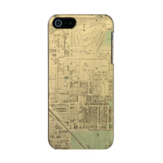 Allegheny ward 2 metallic iPhone SE/5/5s case