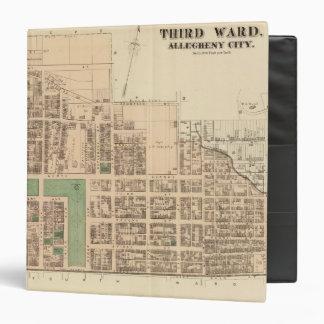Allegheny ward 3 binder